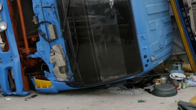 Τραγωδία: Φορτηγό έπεσε πάνω σε ανθρώπους!