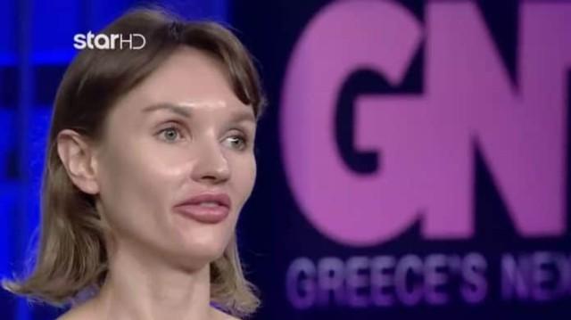 GNTM: Έκανε έξαλλους κριτές και Ζενεβιέβ με τα υπέρλαμπρα παπούτσια της!