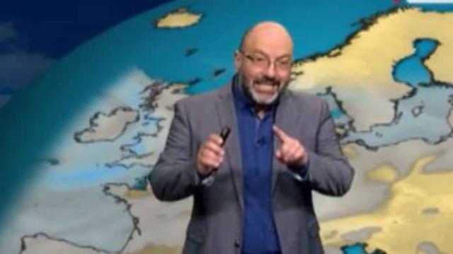 Σάκης Αρναούτογλου: Προειδοποιεί το μετεωρολόγος! Πότε θα χαλάσει ο καιρός;