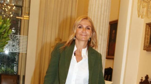 Μαρέβα Γκραμπόφσκι Μητσοτάκη: Ο κόσμος δεν σταματούσε να κοιτάζει την δερμάτινη καφέ τσάντα της! Πόσο κοστίζει;