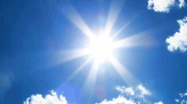 Καιρός αύριο: Επιστροφή στο καλοκαίρι! Στους πόσους βαθμούς θα φτάσει η θερμοκρασία;