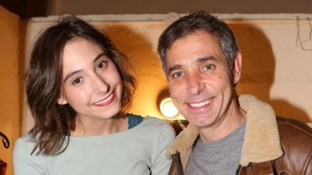 Θοδωρής Αθερίδης: Δείτε την πρώην σύζυγό του αγκαλιά με το εγγονάκι τους!