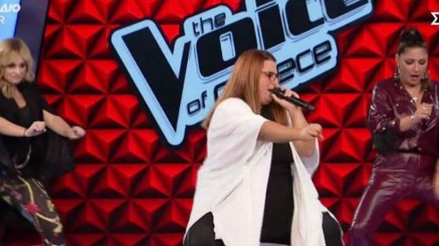 The Voice: Παπαρίζου και Ζουγανέλη ανέβηκαν στην σκηνή και έκαναν ασκήσεις για... γλουτούς!
