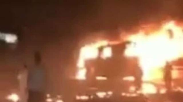 Τραγωδία! Τροχαίο δυστύχημα με 35 νεκρούς από ανατροπή λεωφορείου!