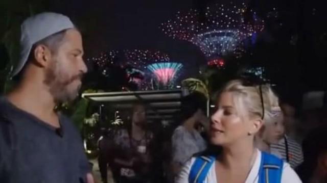 Globetrotters: Εκτός εαυτού η Αντελίνα με τον Χάρη - «Είναι η τελευταία φορά»!