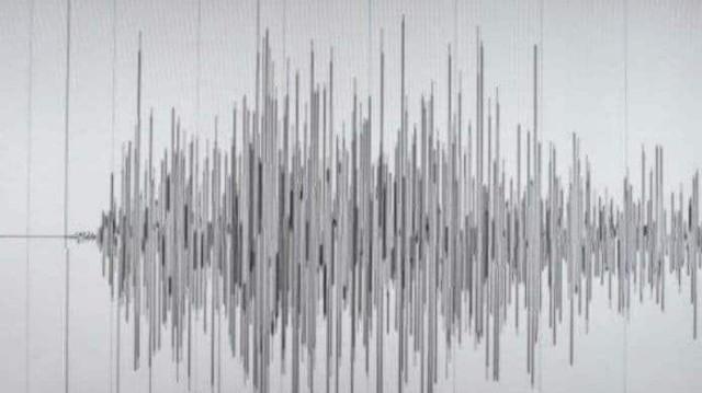 Σεισμός 5,8 Ρίχτερ! Πού «χτύπησε» ο Εγκέλαδος;