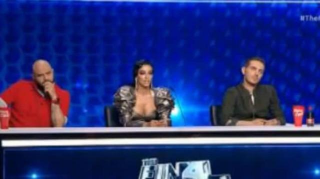 The Final four: Εντυπωσίασε τους κριτές με την φωνή του και αποκάλυψε το πρόβλημα υγείας του! (Βίντεο)