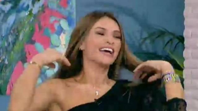 Ελένη Τσολάκη: «Έβαλα μαύρα για το block του Ουγγαρέζου!» Απίθανες ατάκες on air!