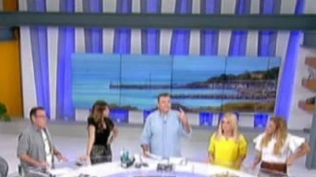 Κατερίνα Γκαγκάκη: Εκτός Μεσημέρι ΣΚΑΙ! Τι συνέβη;
