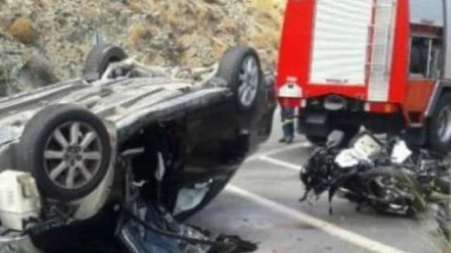 Θρήνος στην Λέσβο: Νεκρός 52χρονος από σοβαρό τροχαίο!