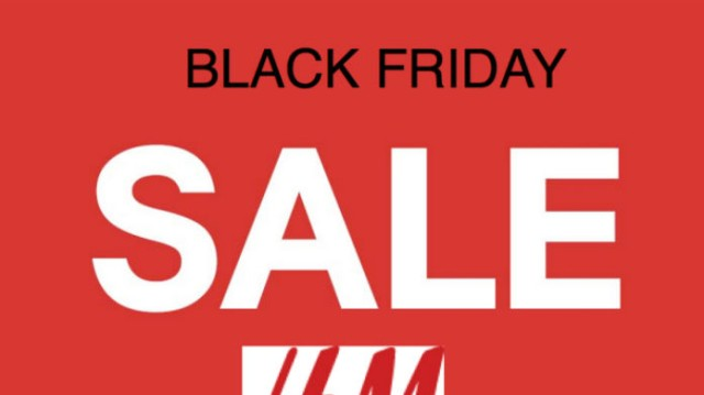 Black Friday: Ξεκίνησε από τώρα στα H&M! Αυτά είναι τα 2 κομμάτια που πρέπει να πάρεις!