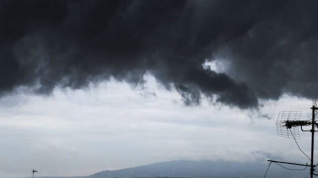 Έκτακτο δελτίο καιρού για την Παρασκευή: Καταιγίδες σχεδόν σε όλη την χώρα!
