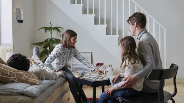 Οι χειμωνιάτικες μέρες στο σπίτι αποκτούν ζεστασιά με τη νέα συλλεκτική σειρά VÄRMER της ΙΚΕΑ!