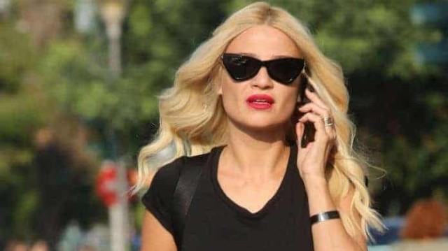 Φαίη Σκορδά: Δημόσια έκκληση για βοήθεια από την παρουσιάστρια! Τι συνέβη;