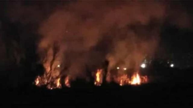 Πυρκαγιά ξέσπασε στον Μαραθώνα! Τι αναφέρουν οι πληροφορίες;
