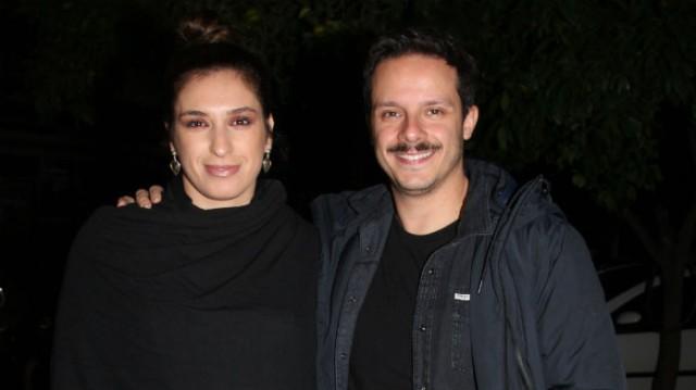 Δημήτρης Μακαλιάς- Αντιγόνη Ψυχράμη: Βραδινή έξοδος για το αγαπημένο ζευγάρι! Πού τους