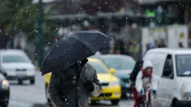 Καιρός σήμερα: Ο χειμώνας ήρθε για τα καλά! Σε ποιες περιοχές έχει