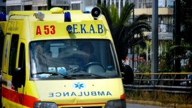 Τροχαίο σοκ στη Συγγρού! Έχασε τον έλεγχο έπεσε από τη μηχανή του!