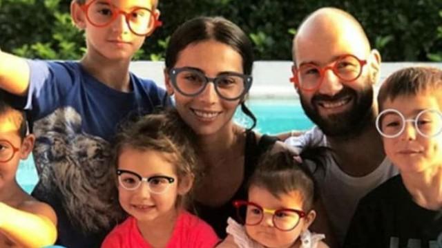 Ολυμπία Χοψονίδου: Οι γιοι της ακολουθούν τα βήματα του Βασίλη Σπανούλη! Δείτε φωτογραφία!