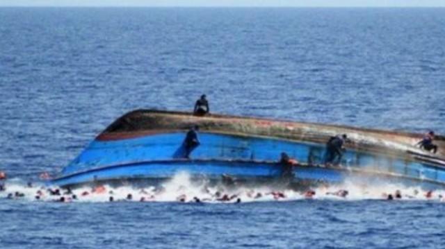Ασύλληπτος θρήνος:  Νεκροί σε ναυάγιο 62 μετανάστες!
