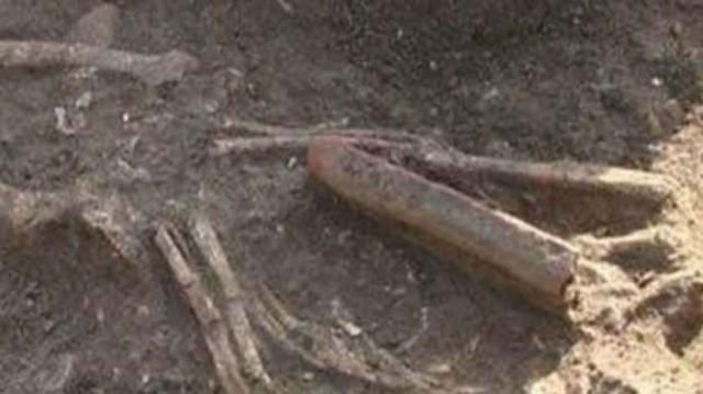 Σκηνές φρίκης! Βρέθηκε ανθρώπινος σκελετός στην Αλόννησο!