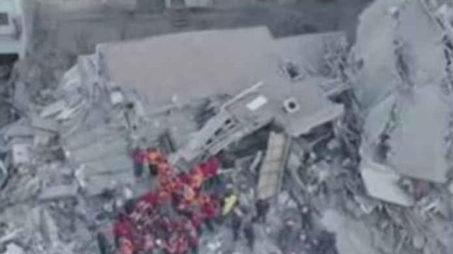 Σεισμός στην Τουρκία: Συγκλονίζουν οι εικόνες! Απόλυτη καταστροφή!