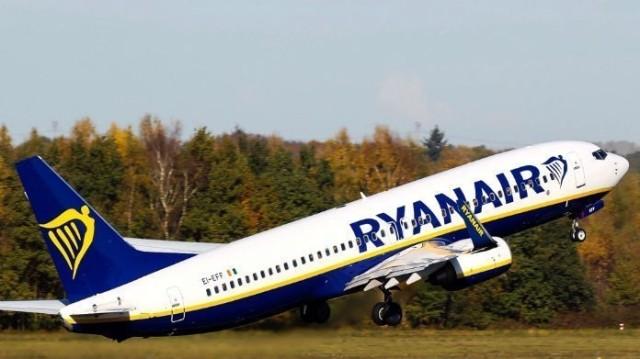 Ryanair: Δρομολόγιο -