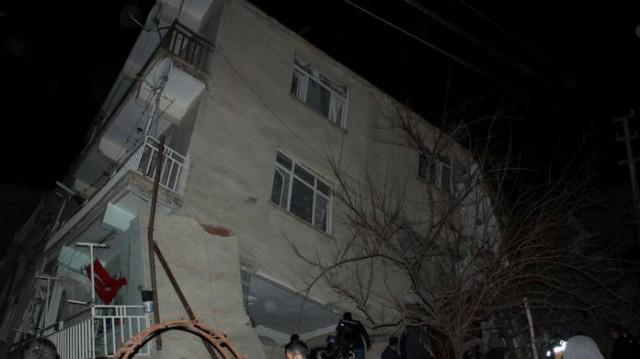 Σεισμός στην Τουρκία: Αυξάνονται διαρκώς οι νεκροί! Εκατοντάδες τραυματίες!