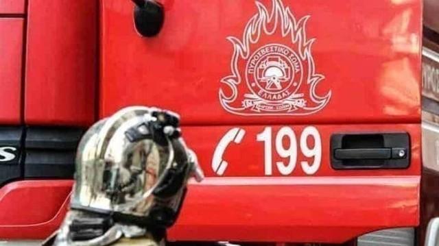 Σοκ στον Πειραιά: Φωτιά ξέσπασε δίπλα σε νοσοκομείο!