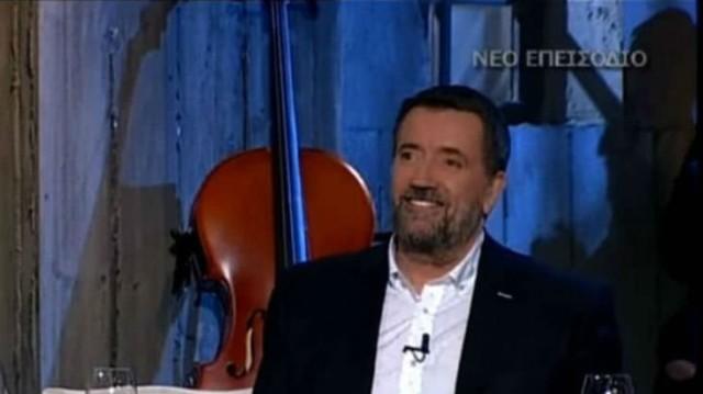Σπύρος Παπαδόπουλος: Χαμογελούν ξανά στους διαδρόμους του ΣΚΑΙ! Ανέβηκε πάλι...