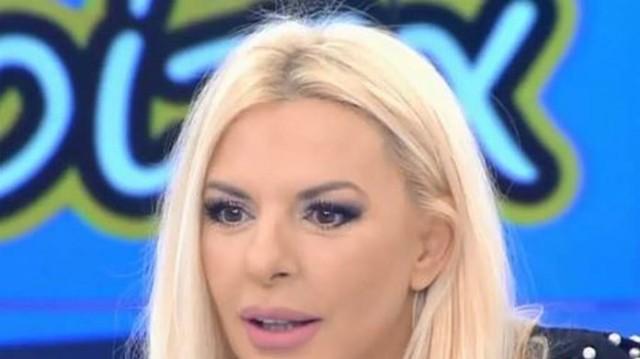 Αννίτα Πάνια: Κοίταξε την Αγγελική Ηλιάδη και έμεινε