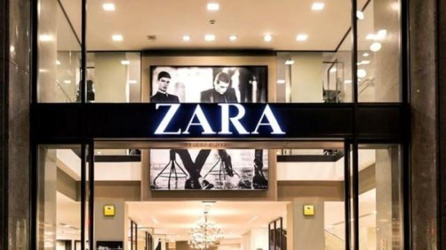 Zara: Αυτό το φόρεμα έχει κουμπιά και είναι σαν μπλούζα! Κοστίζει μόλις 9,99!