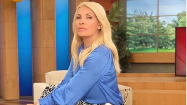 Ελένη: Δεν πάει ο νους σας ποιος εισέβαλε στο πλατό της για να της κάνει έκπληξη!