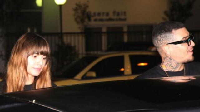 Ηλιάνα Παπαγεωργίου: Δημοσίευσε ίδιο βίντεο με τον Snik μέσα από το αμάξι!  Φόρεσαν και την ίδια γούνα!