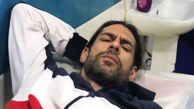 Γιάννης Σπαλιάρας: Αυτός είναι ο λόγος που μπήκε στο νοσοκομείο!