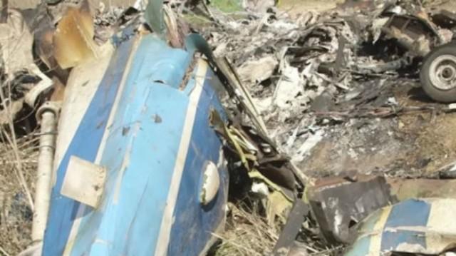 Κόμπι Μπράιαντ: Ανατριχιαστικό βίντεο από τα συντρίμμια! Ότι απέμεινε από το ελικόπτερο!