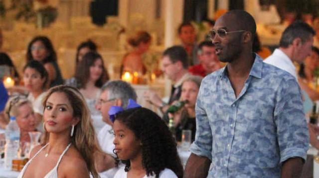 Κόμπι Μπράιαντ: Η τελευταία του εμφάνιση στην Ελλάδα! Διακοπές στην Μύκονο με την κόρη του!