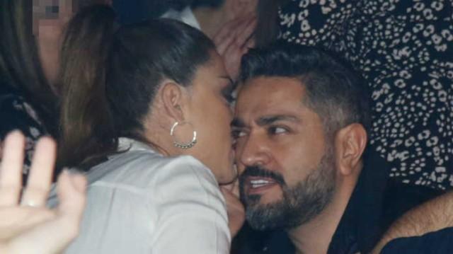 Βάσω Λασκαράκη - Λευτέρης Σουλτάτος: Φωτογραφίες με φιλιά στο στόμα! Το ζευγάρι δεν ήξερε ότι υπάρχει φωτογράφος!