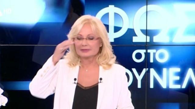 Αγγελική Νικολούλη: Δύσκολες ώρες για την παρουσιάστρια! Δέχτηκε απειλή!