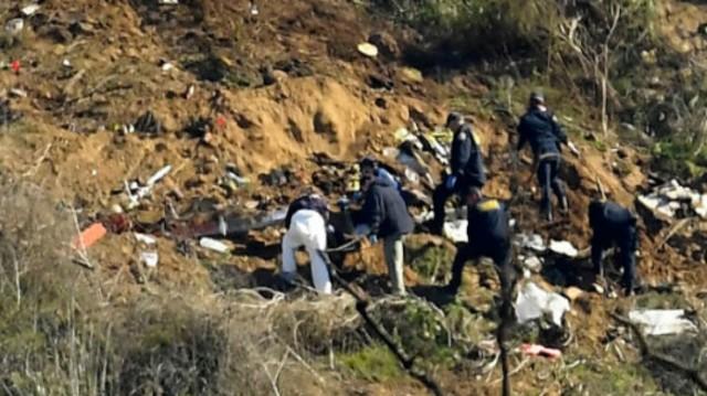 Κόμπι Μπράιαντ: Ανασύρθηκαν τρία ακόμα πτώματα από το ελικόπτερο!
