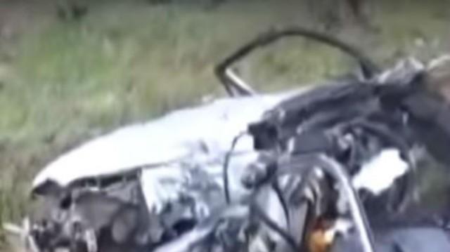 Τροχαίο στη Λιβαδειά: Κόπηκε στη μέση των αμάξι των φίλων που σκοτώθηκαν!