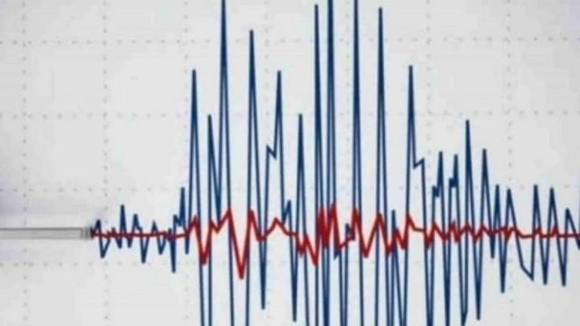 Σεισμός 4,7 Ρίχτερ πριν από λίγο - Που «χτύπησε» ο Εγκέλαδος;