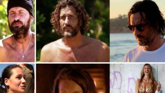 Αγνώριστοι οι παίκτες του Survivor 1 - Φωτογραφίες ντοκουμέντο που θα σας αφήσουν
