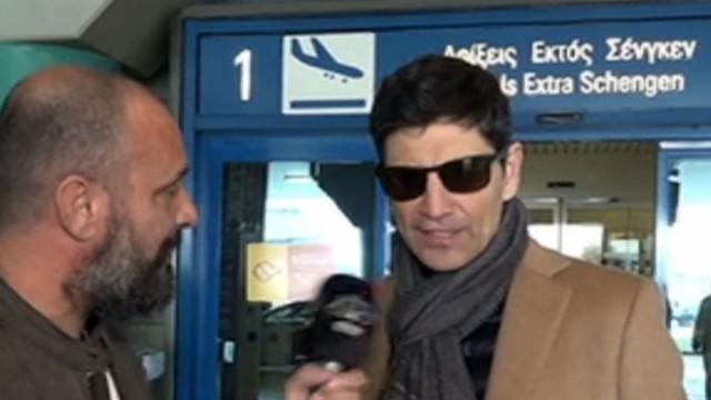 Eurovision: Ο Σάκης Ρουβάς μιλάει για την Στεφανία Λυμπεράκακη!