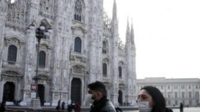 Κόλλησε εγκυμονούσα κορωνοϊό στην Ιταλία