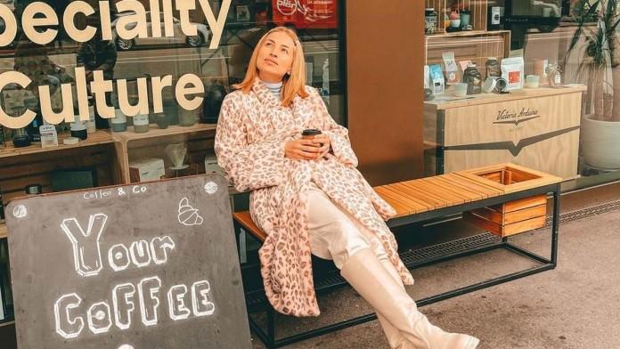 Μαρία Ηλιάκη: Ποζάρει με την φουσκωμένη της κοιλίτσα