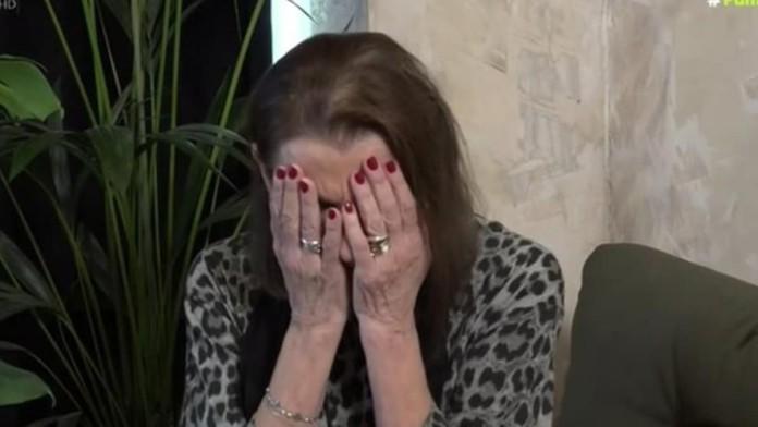 Ξέσπασε σε κλάματα στον αέρα του MEGA η Μαρία Κανελλοπούλου -