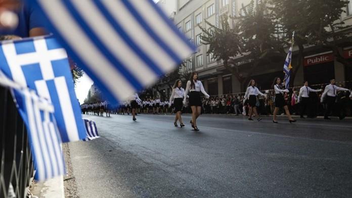 Παρέλαση 28ης Οκτωβρίου: Ματαιώνεται και στη Θεσσαλία