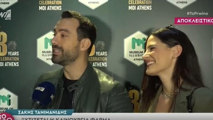 Σάκης Τανιμανίδης: Η αποκάλυψη για το τηλεοπτικό του μέλλον - «Έχω αγοράσει τα δικαιώματα για ένα show...»