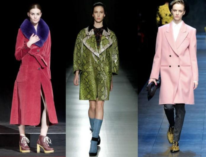 Πώς να επιλέξεις το σωστό παλτό ανάλογα με τον σωματότυπό σου - FASHION  NEWS - YOU WEEKLY c493be74656